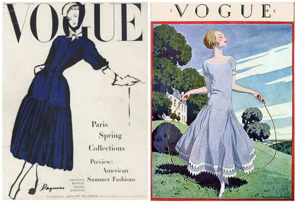 Dior New Look and Vogue 1920s cover.jpg
