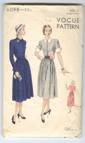 Old Dress Catalogue