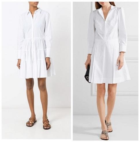 White Dress Set 2